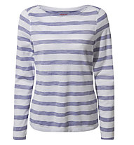 Craghoppers NosLife Erin LS - T-shirt a manica lunga - donna, Violet/White
