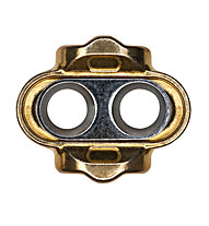 Crank Brothers 0º Zero Float Cleats XC/Race Pedalplatten, Gold