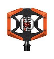 Crank Brothers Double Shot 2 - pedali, Black/Orange