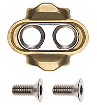 Crank Brothers Tacchette pedali Premium Cleats, Gold