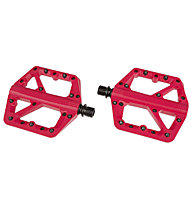 Crank Brothers Stamp 1 (Small) - pedali mtb, Red