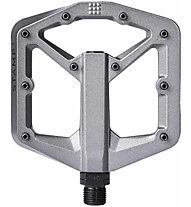 Crank Brothers Stamp 2 Small - Pedale, Grey