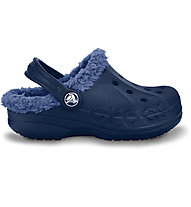 Crocs Baya Lined Kids, Navy/Bijou Blue