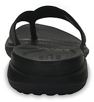 Crocs Capri V Sequin W - Sandalen - Damen, Black