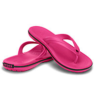 Crocs Crocband Flip infradito Unisex, Candy Pink