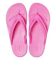 Crocs Crocband Flip W - Zehensandale - Damen, Pink