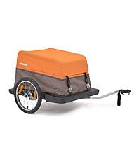 Croozer Cargo - rimorchio per bicicletta, Sunset orange/Grey