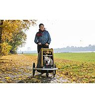 Croozer Croozer Dog L - rimorchio bici per cani, Yellow