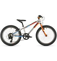 Cube Acid 200 actionteam (2020) - bici per bambini, Grey/Orange