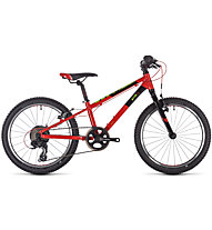 Cube Acid 200 SL (2020) - Mountainbike - Kinder, Red