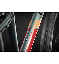 Cube Acid 240 Allroad (2021) - bici da bambino, Green/Red