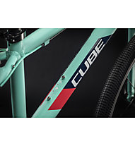 Cube Acid 240 SL (2022) - Mountainbike - Kinder, Green