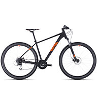 Cube Aim Pro (2020) - bici da trekking, Black/Orange