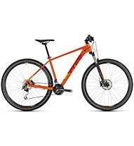 Cube Analog - Mountainbike, Orange/Red