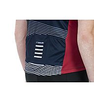 Cube ATX Full Zip - Radtrikot - Herren, Red