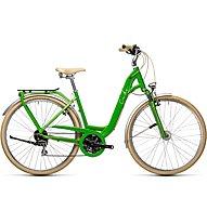 Cube Ella Ride (2022) - citybike - donna, Green