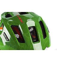 Cube Fink - casco bici - bambino, Green