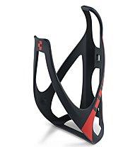 Cube HPP - portaborraccia, Black/Red
