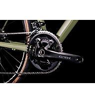 Cube Nuroad Race (2022) - Gravel bike, Green/Black