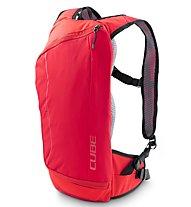 Cube Pure 4Race - Radrucksack, Red