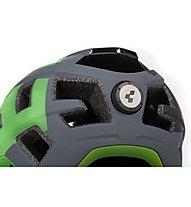 Cube Quest - casco mtb, Green/Grey