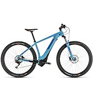 Cube Reaction Hybrid EXC 500 Blu (2019) - eMountainbike, Blue/Black