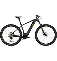 Cube Reaction Hybrid EXC 625 29 (2020) - eMountainbike, Black