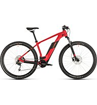 Cube Reaction Hybrid One 500 Red (2020) - eMountainbike, Red