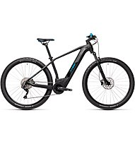 Cube Reaction Hybrid One 500 (2021) - eMTB, Black/Blue