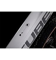 Cube Reaction Hybrid Race 625 (2022) - eMountainbike, Light Grey