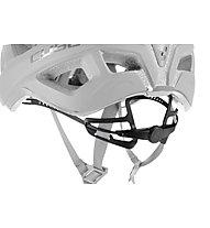 Cube Rook - casco bici MTB, Black