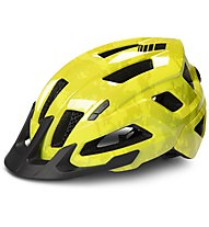 Cube Steep - casco bici, Yellow