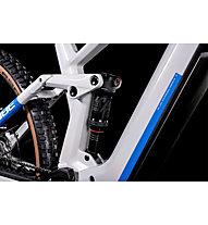 Cube Stereo Hybrid 140 HPC Pro 625 (2022) - eTrailbike, Grey/Blue