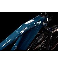 Cube Stereo Hybrid 140 HPC Race 625 (2022) - eMountainbike, Blue/Green