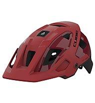 Cube Strover - casco enduro, Red