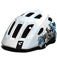 Cube Talok - Fahrradhelm MTB - Kinder, White