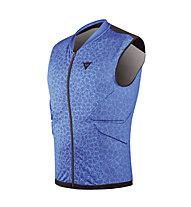 Dainese Flexagon Waistcoat -  Protektorenweste, Blue