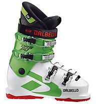 Dalbello DRS 60 - Kinderskischuhe, White/Green