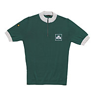 De Marchi Irland 1982 Jersey Vintage-Radtrkot, Green