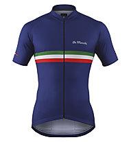 De Marchi PT jersey - maglia bici - uomo, Blue