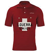 De Marchi Switzerland 1954 Merino Jersey - maglia bici - uomo, Red/White
