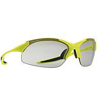 Demon 832 Dchrom - Sportbrille, Yellow