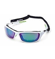 Demon Aspen - occhiale sportivo, White/Green