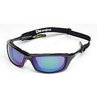 Demon Aspen - occhiale sportivo, Black/Green