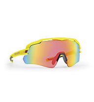 Demon Imperial - Sportbrille, Matt Yellow
