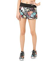 Desigual Metamorphosis - pantaloni corti fitness - donna, Multicolor