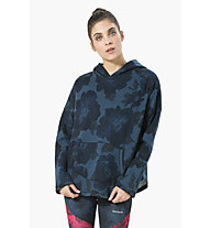 Desigual Sweat Oversize Denim - Fitness-Pullover - Damen, Blue