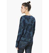 Desigual Yoga Denim - maglia fitness - donna, Blue