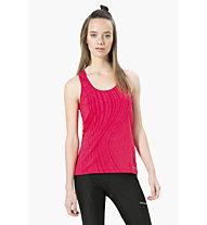 Desigual Racer Essentials - Trägershirt Fitness - Damen, Pink
