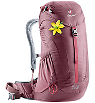 Deuter AC Lite 22 SL - Wanderrucksack - Damen, Dark Red